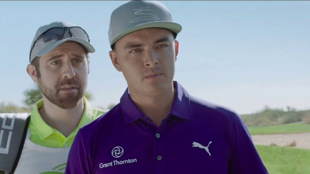 Grant Thornton TV Commercial, 'Jargon Caddie' Featuring Rickie Fowler