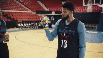 Gatorade Flow TV Spot, 'Real Smooth' Featuring Paul George - Thumbnail 2