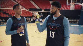 Gatorade Flow TV Spot, 'Real Smooth' Featuring Paul George - 3160 commercial airings