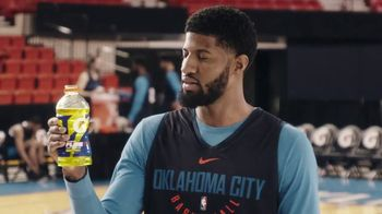 Gatorade Flow TV Spot, 'Real Smooth' Featuring Paul George - Thumbnail 4