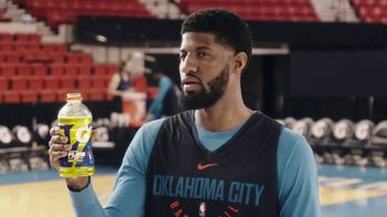Gatorade Flow TV Spot, 'Real Smooth' Featuring Paul George - Thumbnail 5