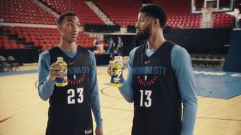 Gatorade Flow TV Spot, 'Real Smooth' Featuring Paul George - Thumbnail 9
