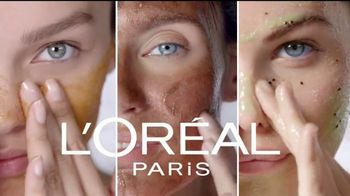 L'Oreal Paris Pure-Sugar Scrubs TV Spot, 'Ilumina' [Spanish]
