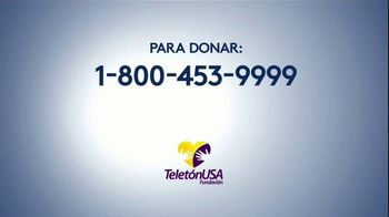 TeletónUSA TV Spot, 'Sigue aportando' [Spanish] - Thumbnail 3