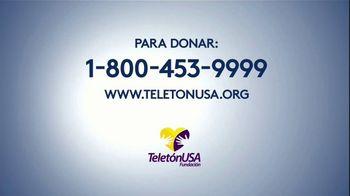 TeletónUSA TV Spot, 'Sigue aportando' [Spanish] - Thumbnail 4
