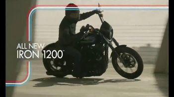 Harley-Davidson TV Spot, '2018 #FortyEightSpecial and #Iron1200' - Thumbnail 4