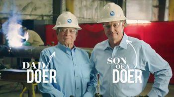 Chevron TV Spot, 'Doers: The Smalls'