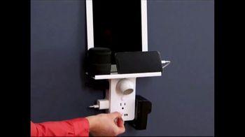 Socket Shelf TV Spot, 'Add a Shelf to Any Outlet: $19.99'