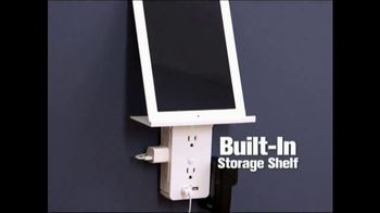 Socket Shelf TV Spot, 'Add a Shelf to Any Outlet: $19.99' - Thumbnail 4