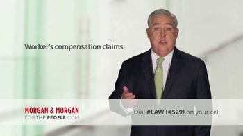 Morgan and Morgan Law Firm TV Spot, 'Workers Compensation' - Thumbnail 7