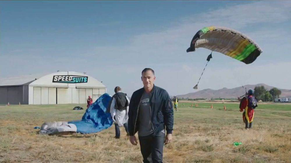 Capital One Spark Cash Card TV Commercial, 'Speed Suits'