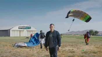 Capital One Spark Cash Card TV Spot, 'Speed Suits' - Thumbnail 1