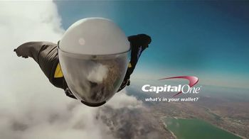 Capital One Spark Cash Card TV Spot, 'Speed Suits' - Thumbnail 8
