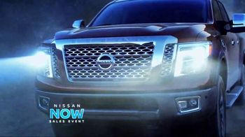Nissan Now Sales Event TV Spot, 'Can't Miss: Titan' [T2] - Thumbnail 1