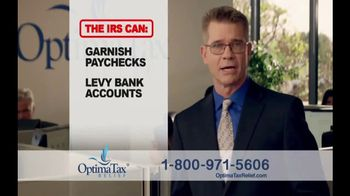 Optima Tax Relief TV Spot, 'Best Deal Possible'