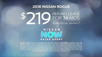 Nissan Now Sales Event TV Spot, 'Can't Miss: Still Time to Save' [T2] - Thumbnail 9