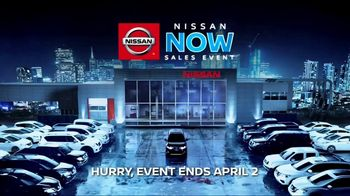 Nissan Now Sales Event TV Spot, 'Can't Miss: Still Time to Save' [T2] - Thumbnail 6