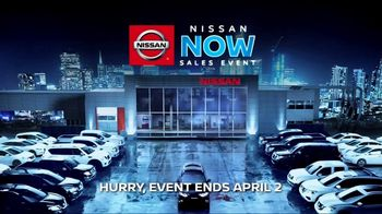 Nissan Now Sales Event TV Spot, 'Can't Miss: Still Time to Save' [T2] - Thumbnail 7