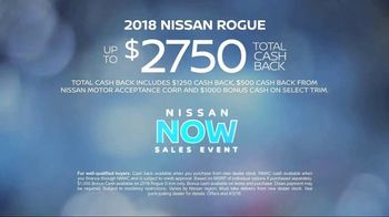 Nissan Now Sales Event TV Spot, 'Can't Miss: Still Time to Save' [T2] - Thumbnail 8