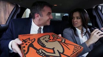 Little Caesars Pizza TV Spot, 'Ion Television: Stakeout' - Thumbnail 7
