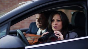 Little Caesars Pizza TV Spot, 'Ion Television: Stakeout' - Thumbnail 8