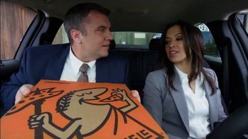 Little Caesars Pizza TV Spot, 'Ion Television: Stakeout' - Thumbnail 9