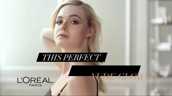 L'Oreal Paris Lumi Glotion TV Spot, 'Woke Up Like This' Feat. Elle Fanning - Thumbnail 1