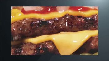 Carl's Jr. Charbroiled Sliders TV Spot, 'Ion Television: Quick Case' - Thumbnail 6