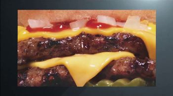 Carl's Jr. Charbroiled Sliders TV Spot, 'Ion Television: Quick Case' - Thumbnail 7