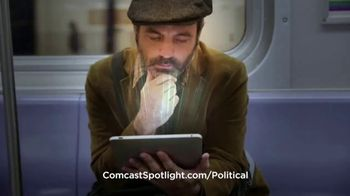 Comcast Spotlight TV Spot, 'All Politics Is Local: Beyond the Handshake' - Thumbnail 2