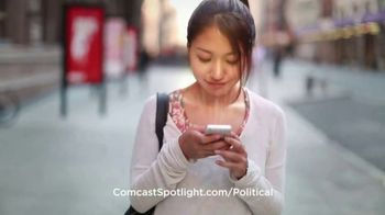 Comcast Spotlight TV Spot, 'All Politics Is Local: Beyond the Handshake' - Thumbnail 3