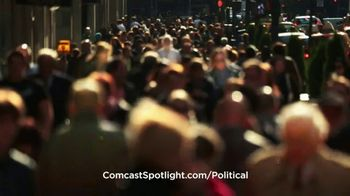 Comcast Spotlight TV Spot, 'All Politics Is Local: Beyond the Handshake' - Thumbnail 6