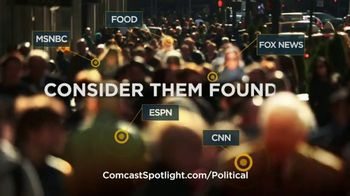 Comcast Spotlight TV Spot, 'All Politics Is Local: Beyond the Handshake'