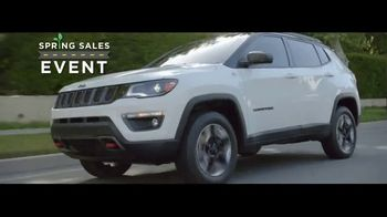 Jeep Spring Sales Event TV Spot, 'What It Takes: 2018 Cherokee' [T2] - Thumbnail 1