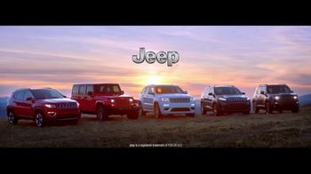 Jeep Spring Sales Event TV Spot, 'What It Takes: 2018 Cherokee' [T2] - Thumbnail 10