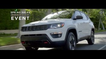 Jeep Spring Sales Event TV Spot, 'What It Takes: 2018 Cherokee' [T2] - Thumbnail 2