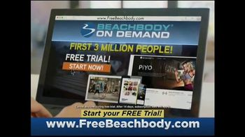Beachbody On Demand TV Spot, 'First Three Million Free' - Thumbnail 4