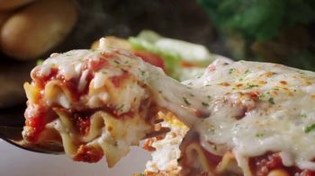 Olive Garden Early Dinner Duos TV Spot, 'Delicious Combinations' - Thumbnail 1