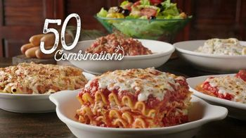 Olive Garden Early Dinner Duos TV Spot, 'Early Dinner Duos :15'