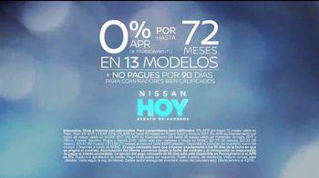 Nissan Evento de Ahorros TV Spot, 'No te lo pierdas' [Spanish] [T2] - Thumbnail 8