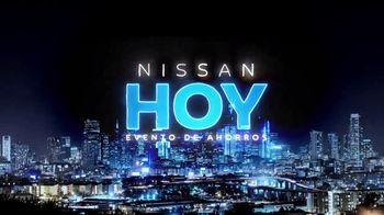 Nissan Evento de Ahorros TV Spot, 'No te lo pierdas' [Spanish] [T2] - Thumbnail 1