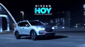 Nissan Evento de Ahorros TV Spot, 'No te lo pierdas' [Spanish] [T2] - Thumbnail 2