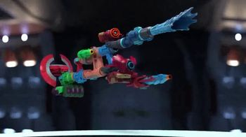 Marvel Avengers: Infinity War Nerf Assembler Gear TV Spot, 'Build & Blast' - Thumbnail 8