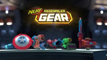 Marvel Avengers: Infinity War Nerf Assembler Gear TV Spot, 'Build & Blast' - 1234 commercial airings