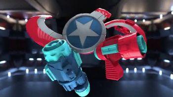 Marvel Avengers: Infinity War Nerf Assembler Gear TV Spot, 'Build & Blast' - Thumbnail 2