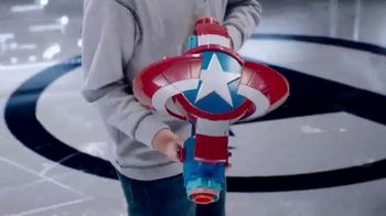Marvel Avengers: Infinity War Nerf Assembler Gear TV Spot, 'Build & Blast' - Thumbnail 3