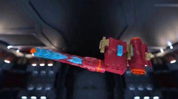 Marvel Avengers: Infinity War Nerf Assembler Gear TV Spot, 'Build & Blast' - Thumbnail 4