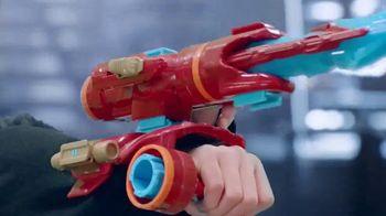 Marvel Avengers: Infinity War Nerf Assembler Gear TV Spot, 'Build & Blast' - Thumbnail 6
