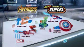Marvel Avengers: Infinity War Nerf Assembler Gear TV Spot, 'Build & Blast' - Thumbnail 7