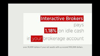 Interactive Brokers TV Spot, 'Move Your Account to Interactive Brokers' - Thumbnail 2